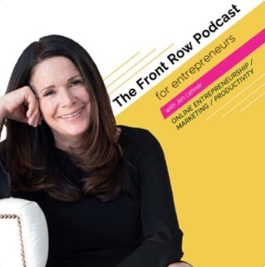 Jen Lehner - Front Row Podcast